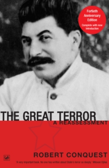 The Great Terror : Stalin's Purge of the Thirties, Paperback / softback Book