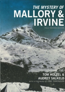 The Mystery Of Mallory And Irvine, Paperback / softback Book