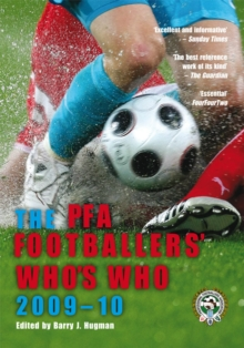 The PFA Footballers' Who's Who 2009-10, Paperback Book