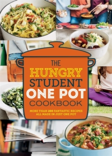 The Hungry Student One Pot Cookbook, Paperback / softback Book