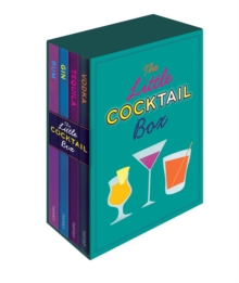The Little Cocktail Box, Hardback Book
