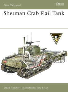 Sherman Crab Flail Tank, Paperback / softback Book