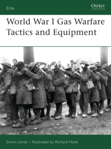 World War I Gas Warfare Tactics, Paperback Book