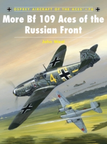 More BF109 Aces of the Russian Front, Paperback / softback Book