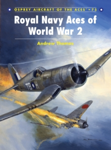 Royal Navy Aces of World War 2, Paperback / softback Book