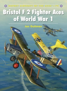 Bristol F2 Fighter Aces of World War I, Paperback Book