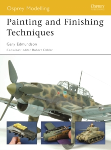 Painting and Finishing Techniques, Paperback Book