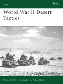 World War II Desert Tactics, Paperback Book