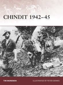 Chindit 1942-45, Paperback Book