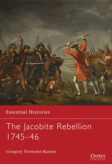 The Jacobite Rebellion 1745-46, Paperback Book