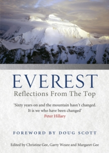 Everest : Reflections from the Top, Paperback Book