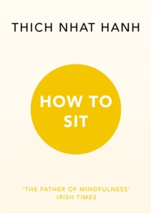 How to Sit, Paperback Book