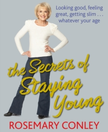 The Secrets of Staying Young, Paperback Book