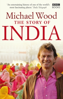 The Story of India, Paperback Book