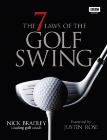 The Seven Laws of the Golf Swing, Paperback Book