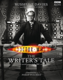 Doctor Who: The Writer's Tale, Hardback Book