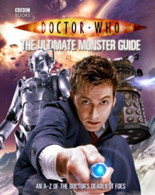 Doctor Who : The Ultimate Monster Guide, Hardback Book