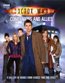 Doctor Who: Companions and Allies, Paperback Book