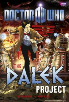 Doctor Who: The Dalek Project, Hardback Book