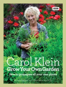 Grow Your Own Garden, Hardback Book