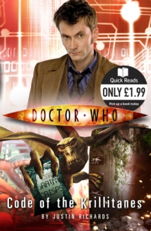 Doctor Who: Code of the Krillitanes, Paperback Book