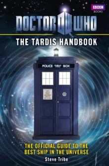 Doctor Who: The Tardis Handbook, Hardback Book