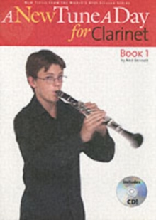 A New Tune A Day : Clarinet - Book 1 (CD Edition), Paperback / softback Book