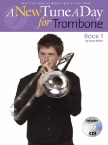 A New Tune A Day : Trombone (Bass Clef) - Book 1 (CD Edition), Paperback Book