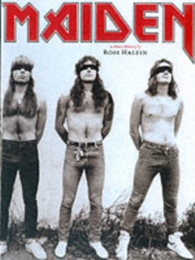 """Iron Maiden"" : A Photo History, Paperback Book"