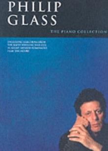 Philip Glass : The Piano Collection, Paperback Book
