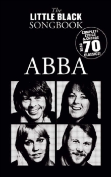 The Little Black Songbook : Abba, Paperback Book