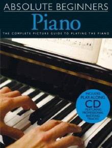 Absolute Beginners : Piano - Book One, Paperback / softback Book
