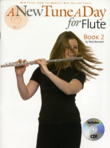 A New Tune A Day : Flute - Book 2 (CD Edition), Paperback Book