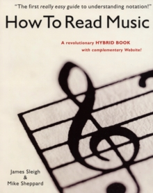 How to Read Music, Paperback Book