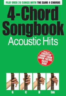 4-Chord Songbook : Classic Hits, Paperback Book