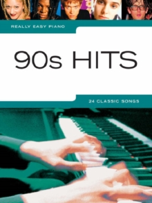 Really Easy Piano : 90s Hits, Paperback Book
