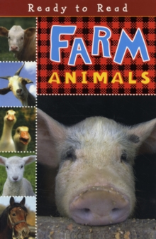 Farm Animals, Paperback Book