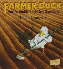 Farmer Duck in Spanish and English, Paperback Book