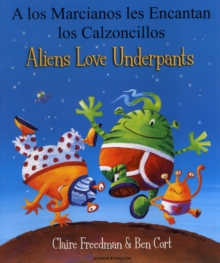 Aliens Love Underpants in Spanish & English, Paperback / softback Book