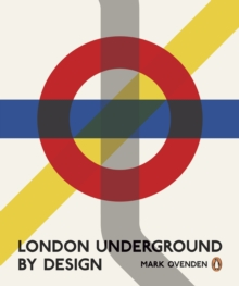 London Underground By Design, Paperback Book