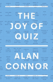 The Joy of Quiz, Hardback Book