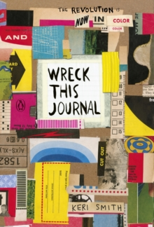 Wreck This Journal: Now in Colour, Paperback Book