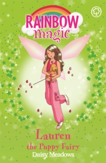 Rainbow Magic: Lauren The Puppy Fairy : The Pet Keeper Fairies Book 4, Paperback / softback Book