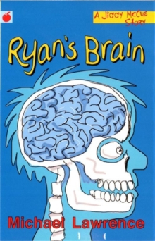 Jiggy McCue: Ryan's Brain, Paperback Book