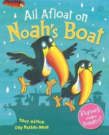 All Afloat on Noah's Boat, Paperback Book