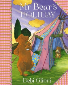 Mr Bear's Holiday, Paperback Book