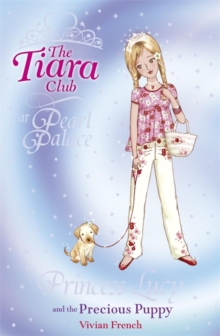 Princess Lucy and the Precious Puppy, Paperback Book