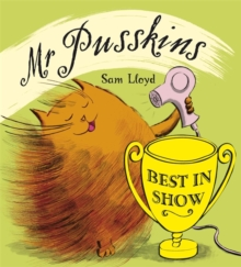 Mr.Pusskins Best in Show, Paperback Book