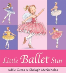 Little Ballet Star, Paperback Book