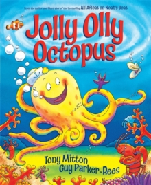 Jolly Olly Octopus, Paperback Book